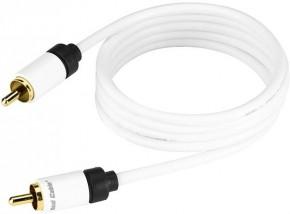 Audio kabel pro Subwoofer cinch RCA/cinch RCA 3m