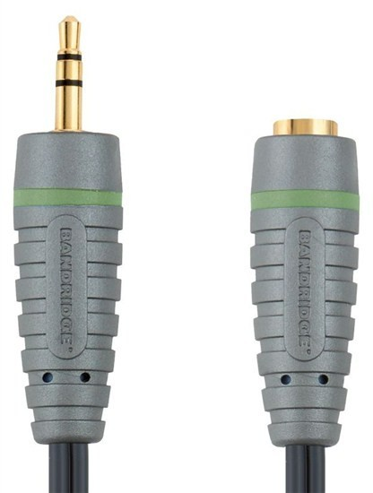 Audio kabely, repro kabely + konektory Bandridge BAL3601