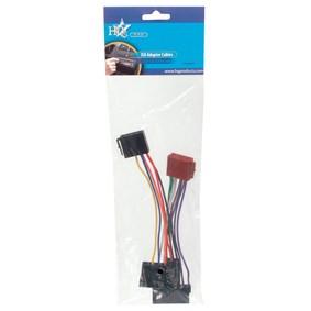 Audio kabely, repro kabely + konektory Redukce ISO-STANDARD univerzální zásuvka