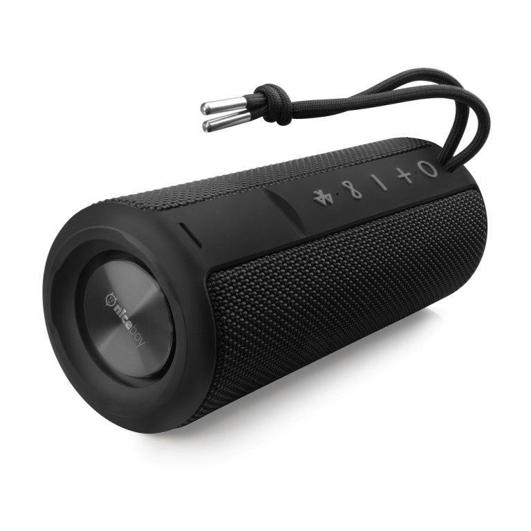 Audio ZLEVNĚNO Bluetooth reproduktor Niceboy Raze 2 Vertigo POUŽITÉ, NEOPOTŘEBEN