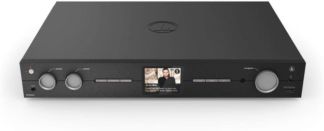 Audio ZLEVNĚNO Hama DIT2005M, Hi-Fi Hybridtuner, FM/DAB/DAB+/A/M ROZBALENO