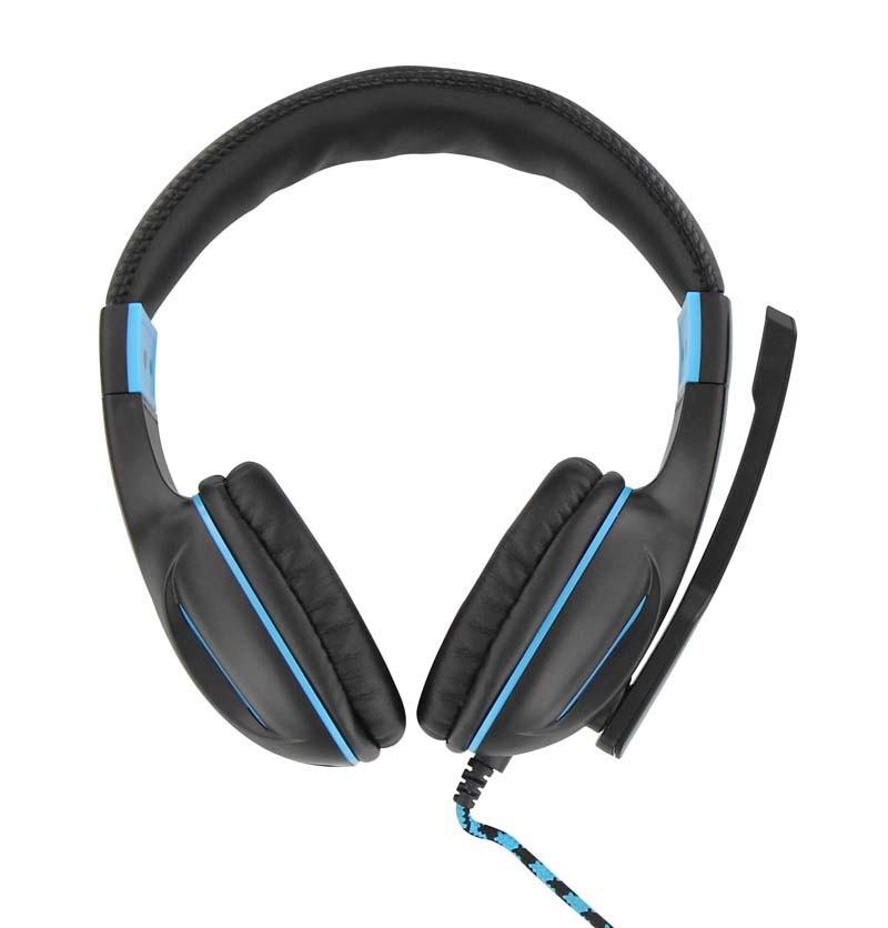 Audio ZLEVNĚNO Herní hlavová sluchátka TnB CSMGAME POUŽITÉ, NEOPOTŘEBENÉ ZBOŽÍ