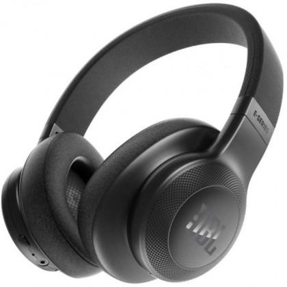 Audio ZLEVNĚNO JBL sluchátka E55BT černá JBL E55BTBLK ROZBALENO