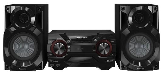 Audio ZLEVNĚNO Panasonic SC-AKX200E-K
