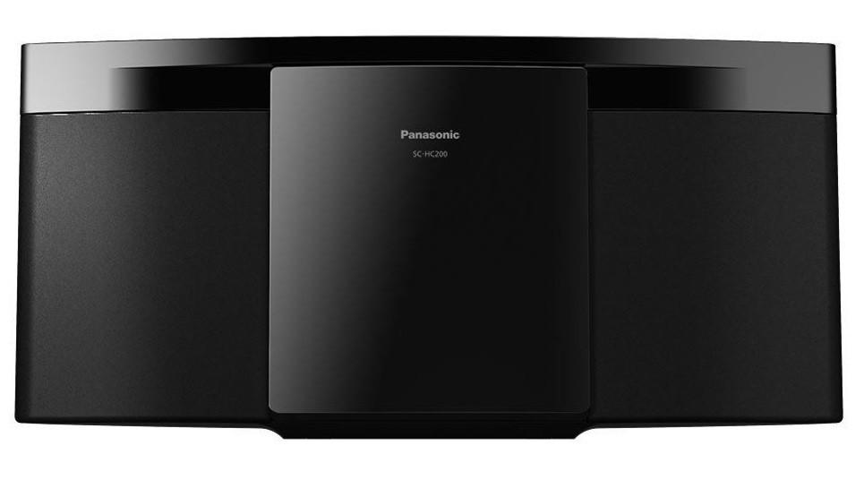 Audio ZLEVNĚNO Panasonic SC-HC200EG