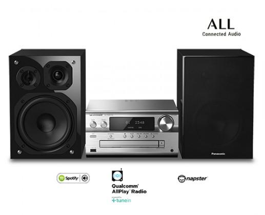 Audio ZLEVNĚNO Panasonic SC-PMX152EGS ROZBALENO