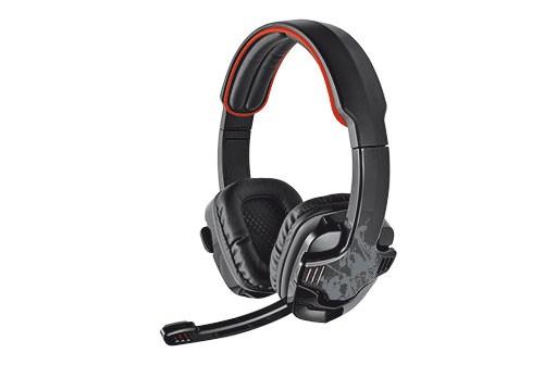 Audio ZLEVNĚNO Trust GXT 340 7.1 Surround Gaming Headset 19116 POUŽITÉ