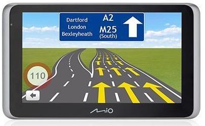 """Auto navigace 2v1 Kamera + GPS MioVue Drive 65 6,2"""" pro velká vozidla, ZÁNOVNÍ"""