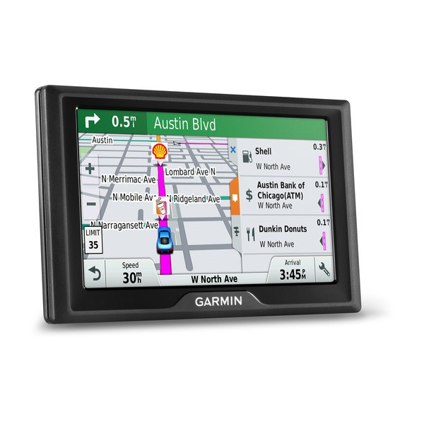 Auto navigace Garmin Drive 60T Lifetime Europe45