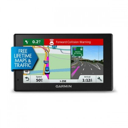 Auto navigace Garmin DriveAssist 50 Lifetime Europe45