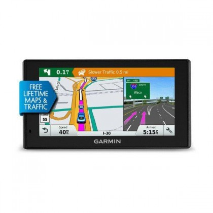 Auto navigace Garmin DriveSmart 50T Lifetime Europe45