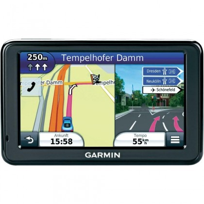 Auto navigace Garmin nüvi 2495T Lifetime