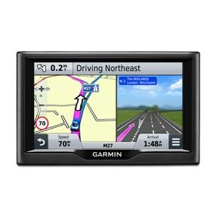Auto navigace Garmin nüvi 57LM CE Lifetime ROZBALENO