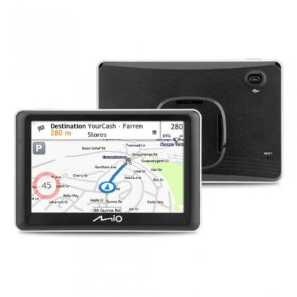 """Auto navigace GPS Navigace Mio Spirit 7700, 5"""" doživotní aktualizace"""