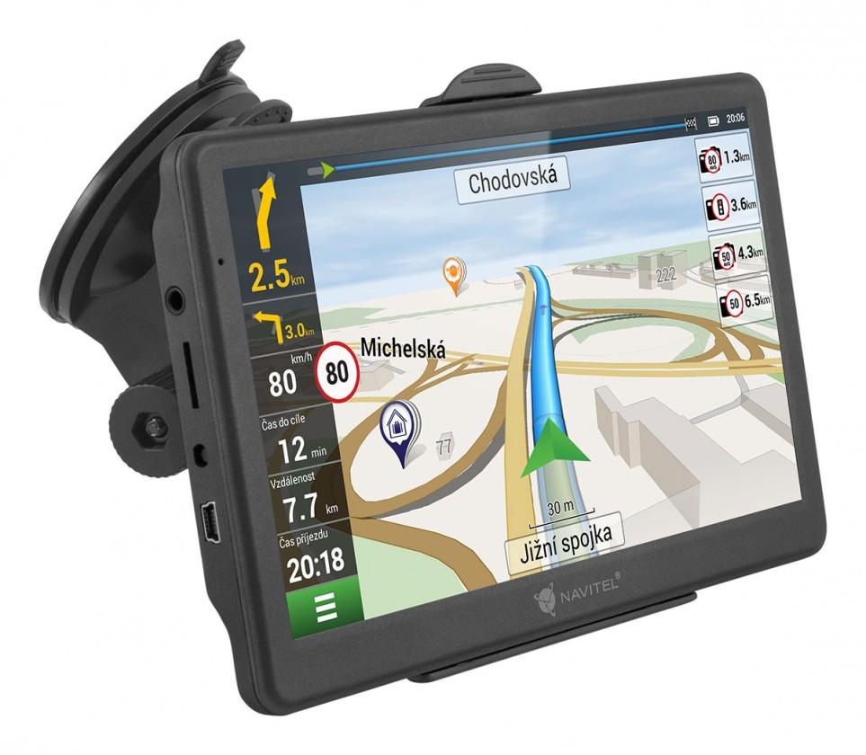 """Auto navigace GPS Navigace Navitel MS700, 7"""" doživotní aktualizace"""