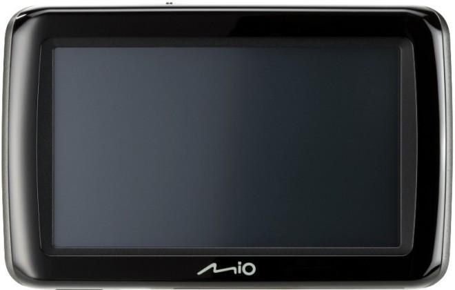 Auto navigace MIO S480 FEU LIFETIME