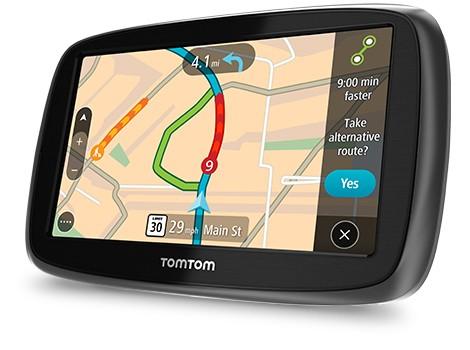 Auto navigace TomTom Go 50 Europe Lifetime ROZBALENO