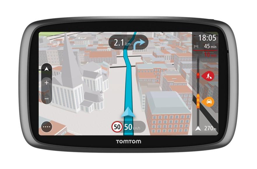 Auto navigace TomTom GO 610 WORLD