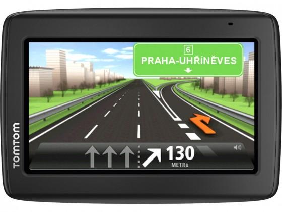 Auto navigace TomTom Start 20 Regional Lifetime ROZBALENO