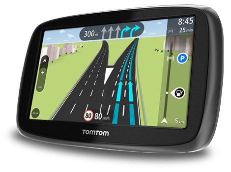 Auto navigace TomTom Start 50 Europe Lifetime