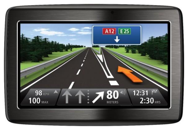 Auto navigace TomTom Via 120 Regional + 2 roky aktualizace map