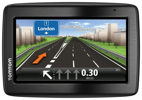 Auto navigace TomTom VIA 130 Europe Traffic Lifetime