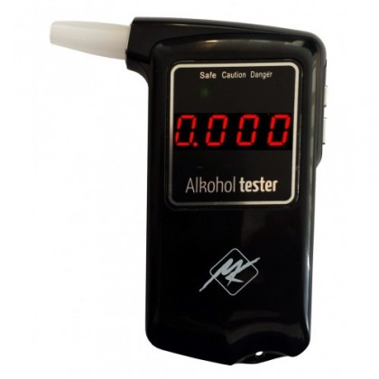 Auto příslušenství Digitální dechový alkohol tester MKF-818 PFT