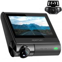 Autokamera Apeman C770 GPS, WiFi, 4K, WDR, 170°