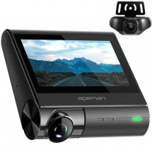 Autokamera Apeman C770 GPS, WiFi, 4K, WDR, 170° POUŽITÉ, NEOPOTŘE