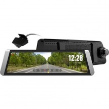 "Autokamera Cel-tec M10s DUAL, GPS, 9,88"", FullHD, 140°, LDWS"