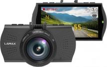 Autokamera Lamax C9, 2K, záběr 150°, GPS, WDR, LDWS POUŽITÉ, NEOP