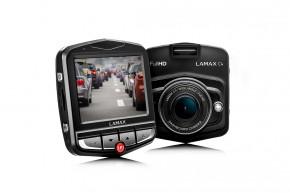 Autokamera Lamax DRIVE C4 + dárek