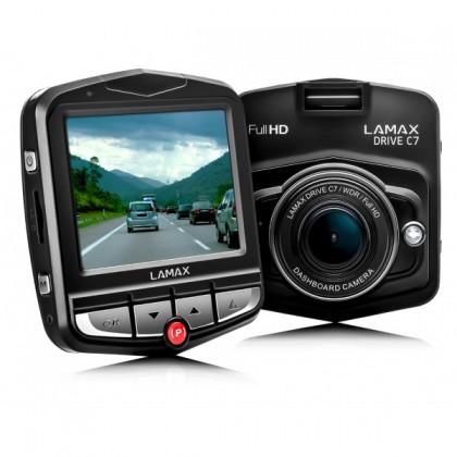 Autokamera Lamax DRIVE C7, FULL HD s WDR