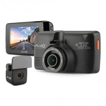 Autokamera Mio MiVue 798 + zadní kam. GPS, WiFi, 2,5K, 150°