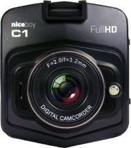 Autokamera NICEBOY C1 POUŽITÉ, NEOPOTŘEBENÉ ZBOŽÍ