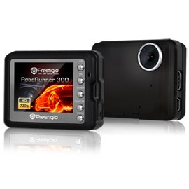 "Autokamera PRESTIGIO Roadrunner 300 - 2"" TFT LCD, 1280x720 Video"