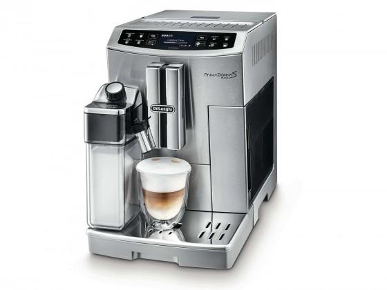 Automatická espressa Automatické espresso DéLonghi ECAM 510.55 PrimaDonna S Evolution