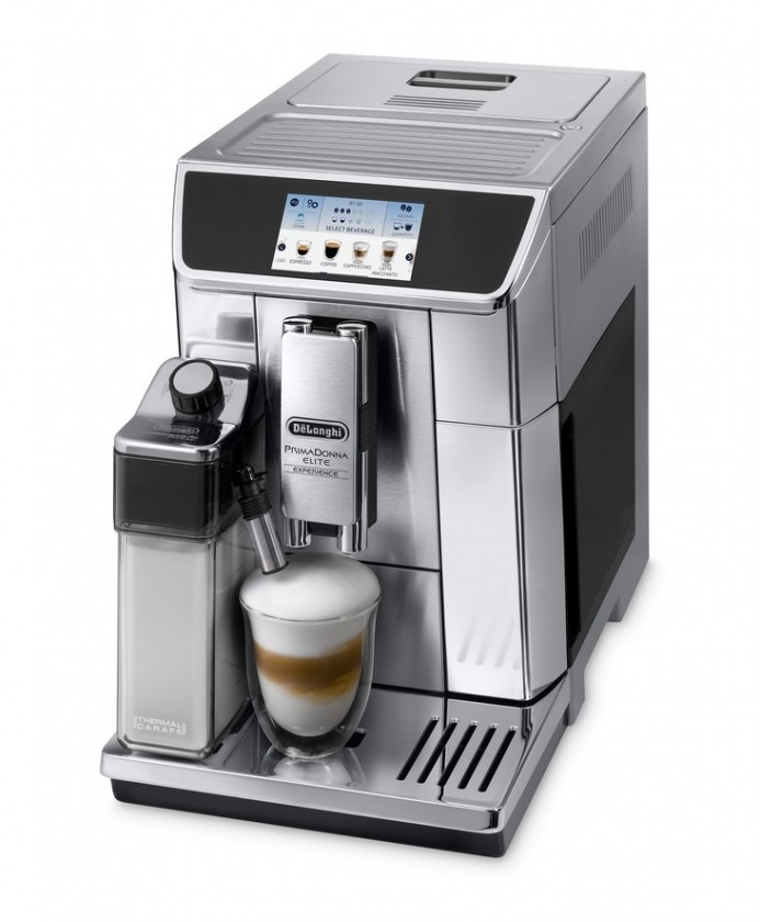 Automatická espressa Automatické espresso DéLonghi ECAM 650.85.MS