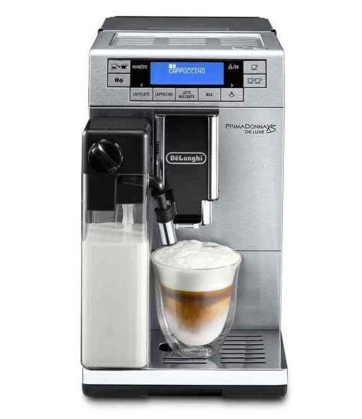 Automatická espressa Automatické espresso DéLonghi ETAM36.365 PrimaDonna XS DeLuxe