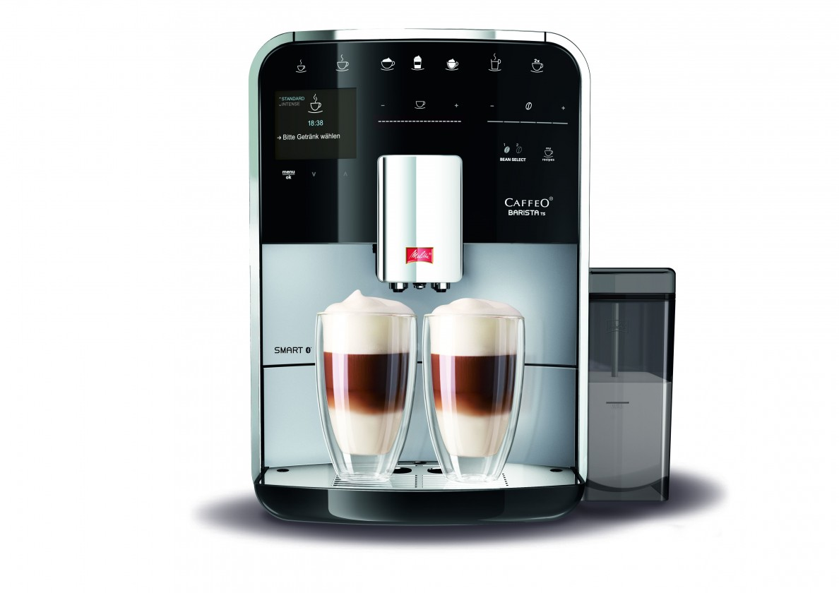 Automatická espressa Automatické espresso Melitta BARISTA TS SMART