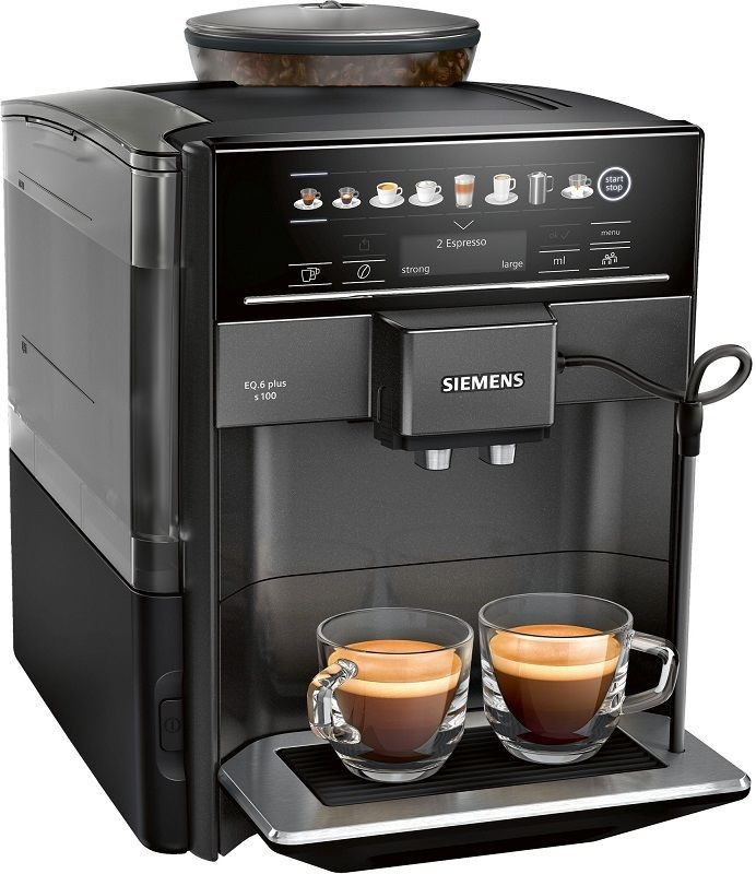 Automatická espressa Automatické espresso Siemens TE651319RW