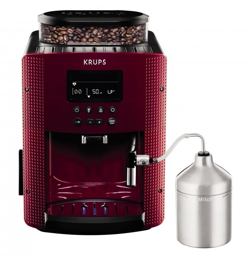 Automatická espressa Krups EA 8165