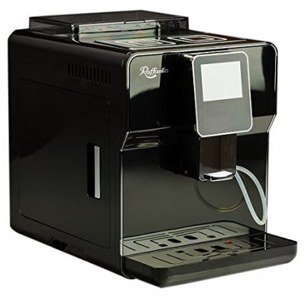 Automatická espressa LUCAFFE Raffaello Latte Plus2 Black