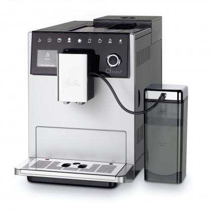 Automatická espressa Melitta CI Touch Stříbrná