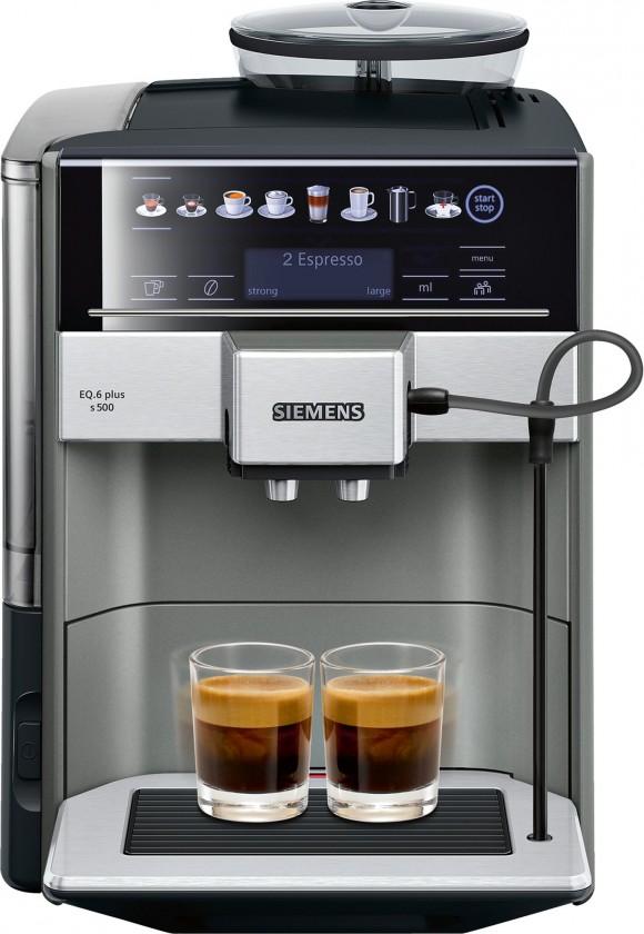Automatická espressa Siemens TE655203RW