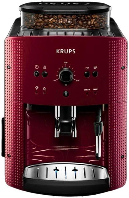 Automatické kávovary Automatické espresso Krups EA8107