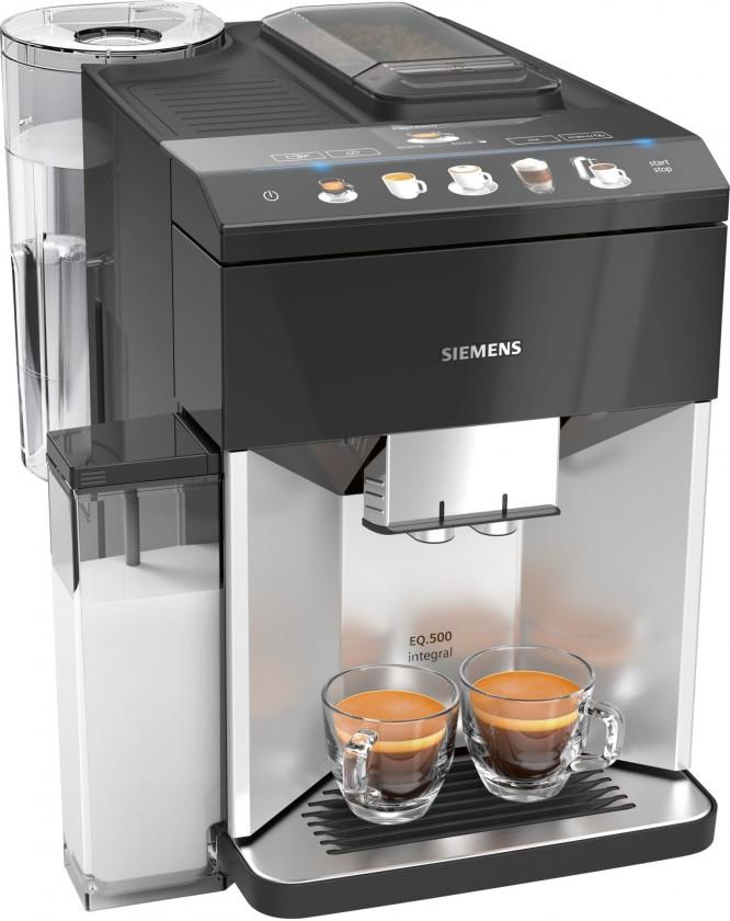 Automatické kávovary Automatické espresso Siemens EQ.500 integral TQ503R01