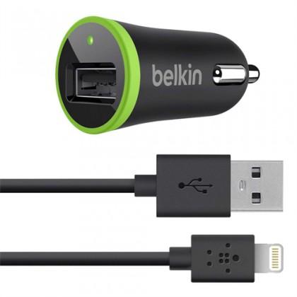Autonabíječky (12V) Belkin F8J078bt04-BLK