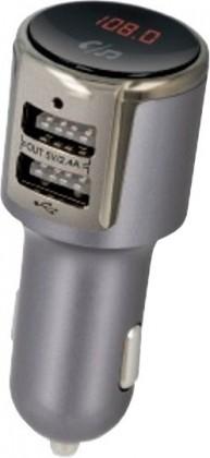 Autopříslušenství FM Transmitter Forever TR-340, bluetooth