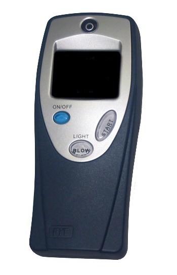 Autopříslušenství Solight alkohol tester, dvoubarevná signalizace